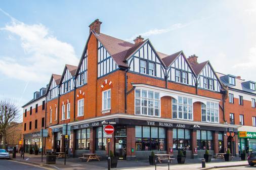 Ruskin Hotel - Λονδίνο - Κτίριο