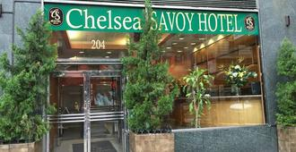 Chelsea Savoy Hotel - New York - Building