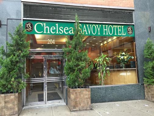 Chelsea Savoy Hotel - New York - Rakennus