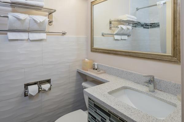 海灣大橋酒店 - 三藩市 - 舊金山 - 浴室