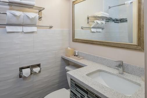 Bay Bridge Inn - San Francisco - Bathroom