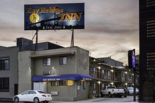 Bay Bridge Inn - San Francisco - Toà nhà