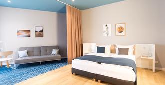 about:berlin Hotel - Βερολίνο - Κρεβατοκάμαρα