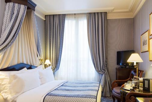 Le Dokhan's, a Tribute Portfolio Hotel, Paris - Pariisi - Makuuhuone