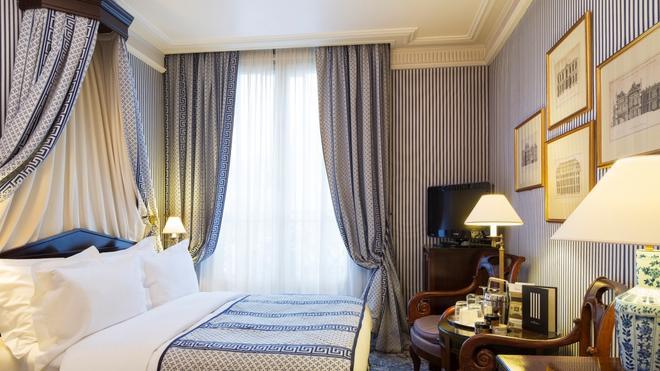 Le Dokhan's, a Tribute Portfolio Hotel, Paris - Париж - Спальня