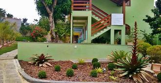 Pousada Spazio San Jose - Сакварема - Лестница