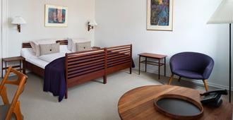 Hotel Alexandra - Copenhague - Chambre