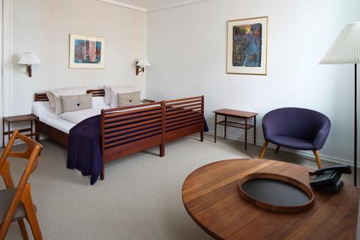 亞歷山大飯店 - 哥本哈根 - 臥室
