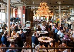 紐約酒店 - 鹿特丹 - 鹿特丹 - 餐廳