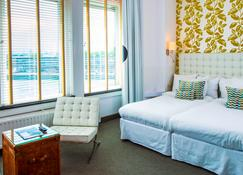 Hotel New York - Rotterdam - Soveværelse