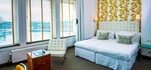 紐約酒店 - 鹿特丹 - 鹿特丹 - 臥室
