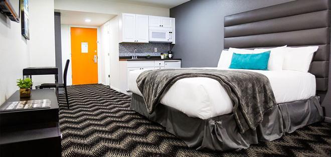 Siegel Select Convention Center - Las Vegas - Bedroom