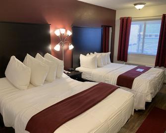 @ Michigan Inn & Lodge - Petoskey - Спальня