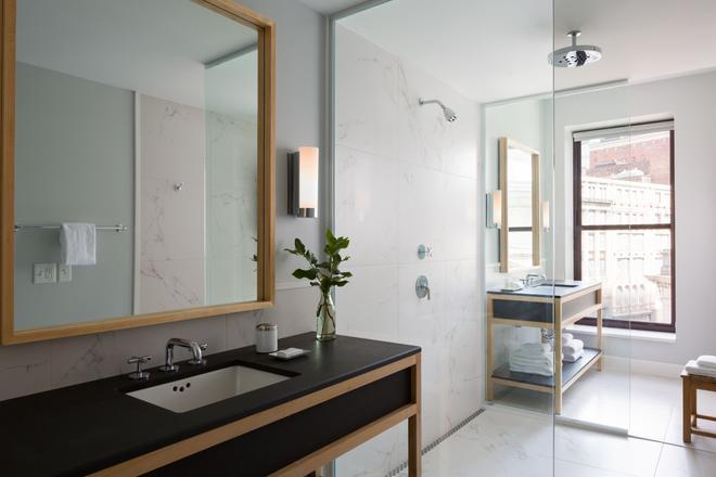 Kimpton Schofield Hotel - Cleveland - Bathroom