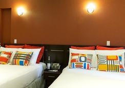Nesva Hotel - Queens - Makuuhuone
