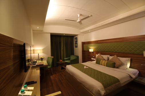 Rosewood Apartment Hotel - Gurgaon - Gurgaon - Bedroom