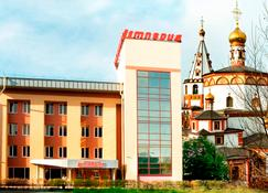 Empire Hotel - Irkutsk - Building