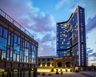 Hilton Istanbul Bomonti Hotel & Conference Center - Istambul - Edifício