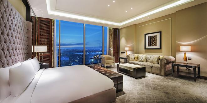 Hilton Istanbul Bomonti Hotel & Conference Center - Istanbul - Makuuhuone