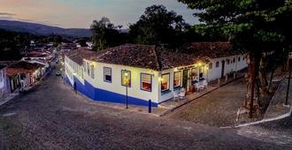 Pousada das Cavalhadas - Pirenópolis - Edificio