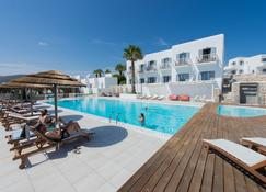 Paros Bay Hotel - Parikia - Piscina