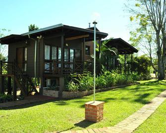Puro Moconá Lodge - El Soberbio - Gebouw