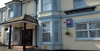 Burlington Hotel - Sandown - Edificio