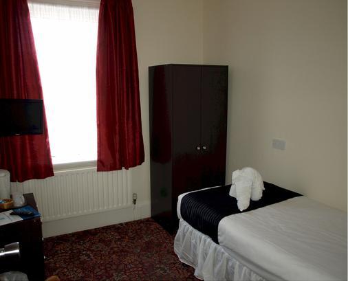 Burlington Hotel - Sandown - Bedroom