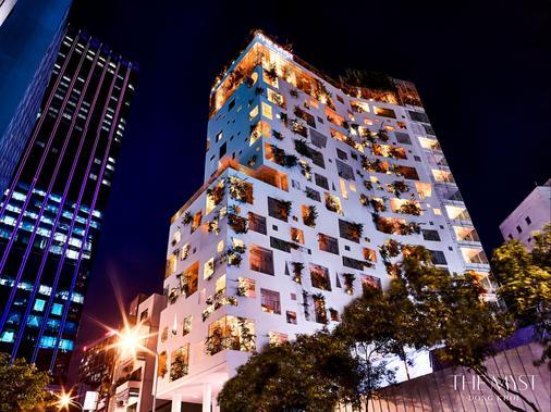 東桂神秘島酒店 - 胡志明市 - 建築