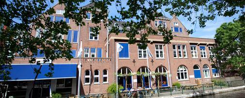 Stayokay Den Haag - Hostel - The Hague - Toà nhà