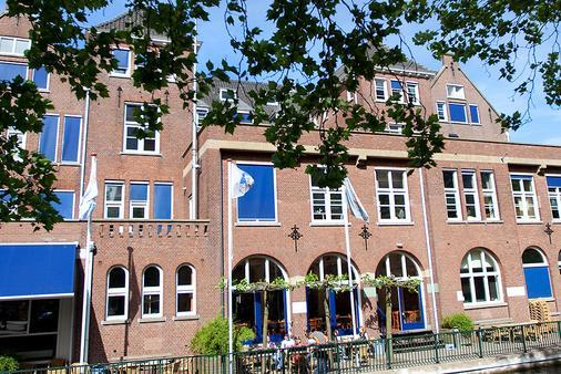Stayokay Den Haag - Haag - Rakennus