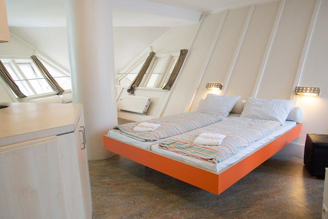 Stayokay Rotterdam - Rotterdam - Makuuhuone