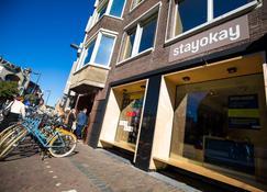 Stayokay Utrecht Centrum - Utrecht - Toà nhà
