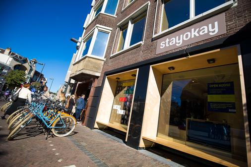 Stayokay Utrecht Centrum - Hostel - Ουτρέχτη - Κτίριο