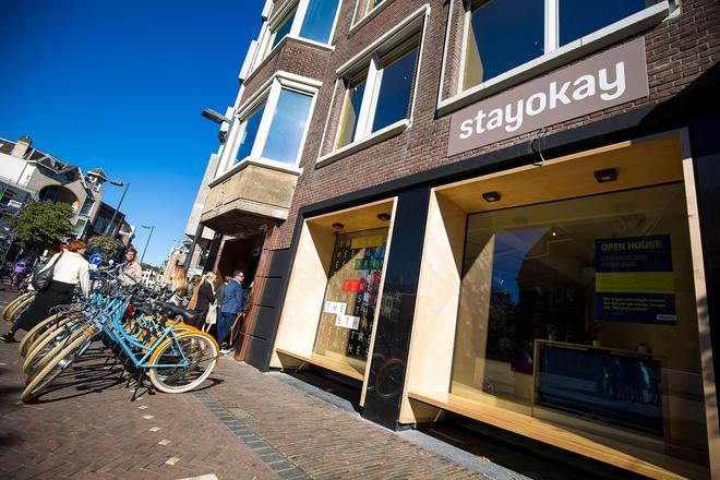 Stayokay Utrecht Centrum - Utrecht - Rakennus