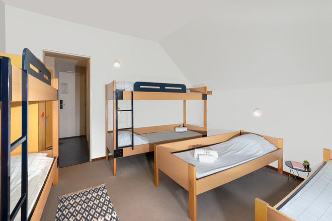 Stayokay Arnhem - Arnhem - Makuuhuone