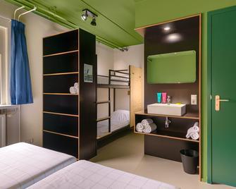 Hostel Dordrecht - Dordrecht - Slaapkamer