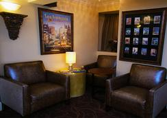 Fitzgerald Hotel - San Francisco - Lounge