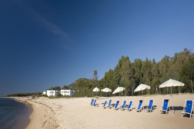 Hotel Mare Pineta - Pula - Playa