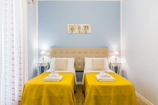 昂達海濱客房民宿 - 卡利亞里 - 卡利亞里 - 臥室
