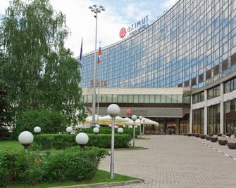 Azimut Hotel Olympic Moscow - Moscow - Building