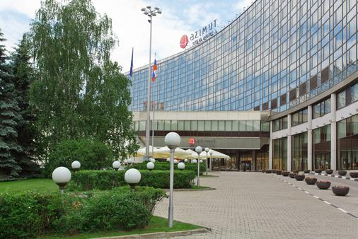 Azimut Hotel Olympic Moscow - Moskau - Gebäude