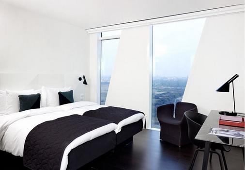 AC Hotel by Marriott Bella Sky Copenhagen - Copenhagen - Phòng ngủ