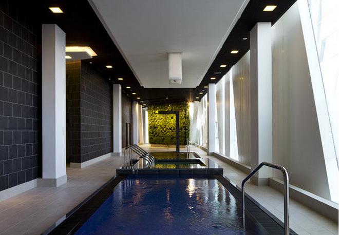 哥本哈根貝拉天空ac酒店 - 哥本哈根 - 游泳池