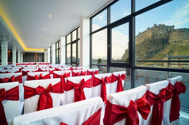 Apex Grassmarket Hotel - Edinburgh - Banquet hall