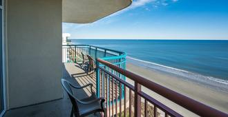 Paradise Resort - Myrtle Beach - Balkon