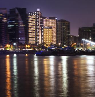 Al Bandar Rotana - Creek - Dubai - Building