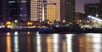 Al Bandar Rotana - Creek - Dubaï - Bâtiment