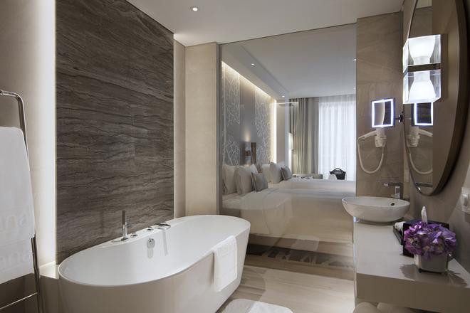Al Bandar Rotana - Creek - Dubai - Kylpyhuone