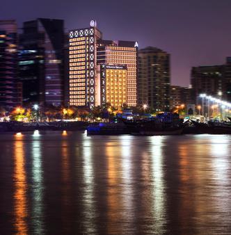 阿爾班德爾阿加安酒店-迪拜河畔 - 杜拜 - 建築
